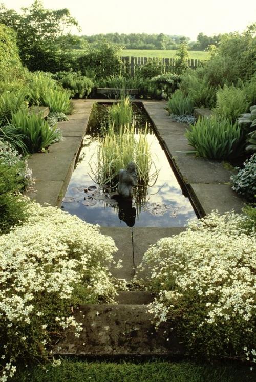 garden water feauture